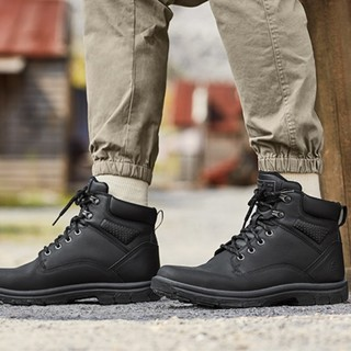 SKECHERS 斯凯奇 66156 男款工装靴