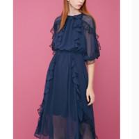 VERO MODA 维莎曼 31847C501 女士连衣裙