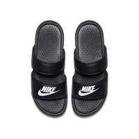 NIKE 耐克 女子WMNS BENASSI DUO ULTRA SLIDE拖鞋