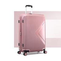 AMERICAN TOURISTER 美旅 飞机万向轮静音行李箱 20英寸