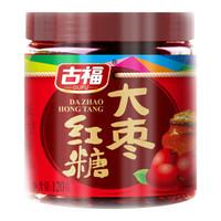 古福 大枣红糖120g(瓶装) *10件