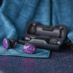 Bose SoundSport Free 真无线蓝牙耳机 紫色礼盒版 带纪念钢笔