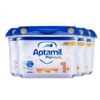 88VIP :  Aptamil 爱他美 白金版幼儿配方奶粉 1+段 800g*4罐 *2件