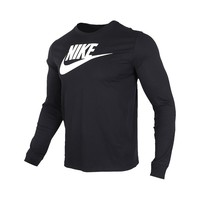 NIKE 耐克 NSW LS TEE ICON FUTURA CI6292 运动服休闲服 *2件