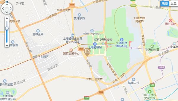 【富力环球中心】虹桥精装写字楼
