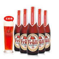 Fruli 芙力 果味啤酒 330ml*5瓶
