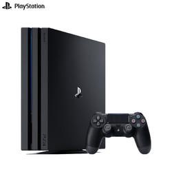SONY 索尼 PlayStation4 Pro(PS4 Pro)游戏主机 1TB +《美国末日》+《Just Dance 2020》