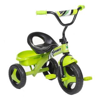 历史低价 :  Happy Dino 小龙哈彼 LSR300 儿童三轮车  绿色 *3件