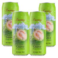 Luxway 乐卡斯  番石榴果汁 500ml*4 *8件