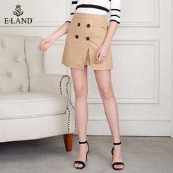 E·LAND 衣恋 EEWH82502M 女士短裙