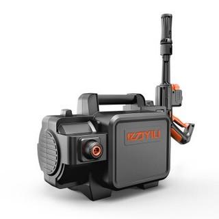 YILI 亿力  YLQ4350C-B 家用高压清洗机 黑骑士