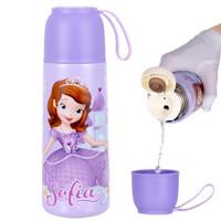 Disney 迪士尼 儿童保温杯 450ml 紫色苏菲亚