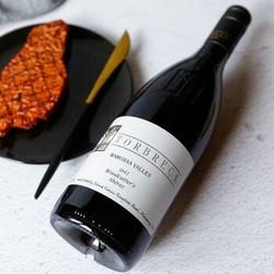 澳大利亚进口红酒 托布雷伐木工Torbreck西拉干红葡萄酒750ml *3件