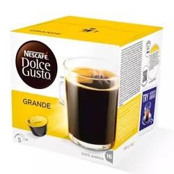 雀巢 多趣酷思 胶囊咖啡 16颗 *2件