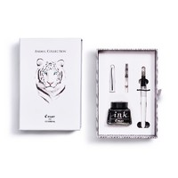 PILOT 百乐 88G 钢笔 墨水礼盒 + 笑脸钢笔