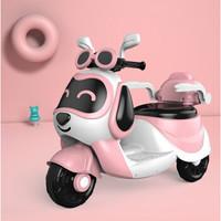 麦宝创玩 儿童电动三轮摩托车