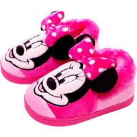 Disney 迪士尼 儿童防滑棉拖鞋