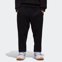 adidas 阿迪达斯 小童针织运动长裤