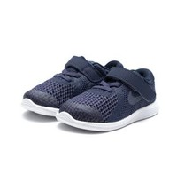 NIKE REVOLUTION 4 (TDV) 男童运动鞋 943304-501 靛蓝色 23.5-27码