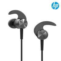 HP惠普 DHH-3114耳机 有线入耳式降噪音乐耳机 适用小米华为苹果 黑色