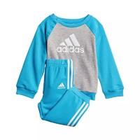 adidas kids 阿迪达斯 婴童针织套装 DV1282