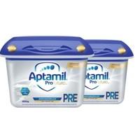 88VIP : Aptamil 爱他美 白金版 婴幼儿配方奶粉 Pre 800g 德国版  *2件