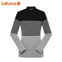 法国LAFUMA乐飞叶女士户外登山徒步旅行速干弹力长袖T恤LFTS7D323 *3件