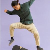UNIQLO 优衣库 419031 男装法兰绒衬衫