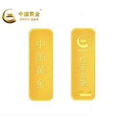 China Gold 中国黄金 Au9999 足金金条 10g