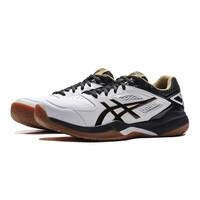 ASICS男鞋羽毛球鞋男子时尚羽毛球运动鞋1071A020-112