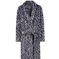 考拉海购黑卡会员 : DO DO 男士系带睡袍浴衣 *2件