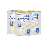 Aptamil 爱他美 白金版 婴儿奶粉 3段 900g *3件