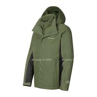 Columbia 哥伦比亚 PM1806 男士三合一冲锋衣 *2件