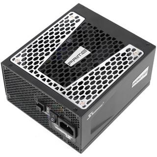 SEASONIC 海韵 PRIME TX-850 电脑电源 钛金牌(94%)850W 全模组化