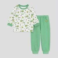UNIQLO 优衣库 婴幼儿绘本合作系列压线长袖睡衣