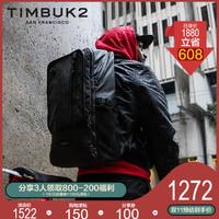 TIMBUK2美国天霸音速黑品牌双肩包休闲时尚男女背包学生书包