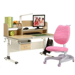 Totguard 护童 HT512B 可升降学生学习桌椅套装
