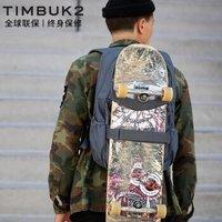 Timbuk2美国天霸双肩包17英寸电脑包休闲运动包男女潮流时尚背包 深灰色Vert系列背包