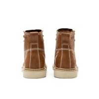 CAT卡特秋冬新款男GLENROCK MID牛皮革棕黄休闲靴P721411I3EDC29 棕黄 43