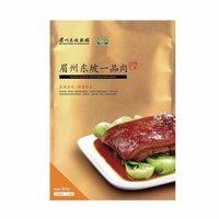 王家渡 眉州东坡一品肉 冷冻熟食 350g/袋 四川特产 全程冷链 *5件