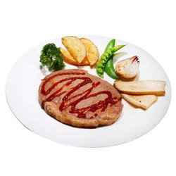 绝世澳洲家庭套餐15片1500g团购黑椒菲力牛排生鲜新鲜牛肉