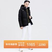 DESCENTE迪桑特 REGULAR FIT合身版型 女子加厚羽绒服 D8432PDJ79