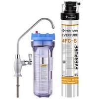 爱惠浦(Everpure)4FC-S家用净水器 五级过滤 大流量母婴直饮净水机