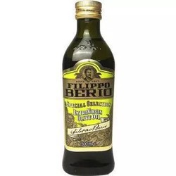 FILIPPO BERIO 翡丽百瑞 优选特级初榨橄榄油 500ml *4件
