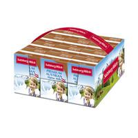 萨尔茨堡(SalzburgMilch) 巧克力牛奶 200ml*12(整箱装)奥地利进口 *2件