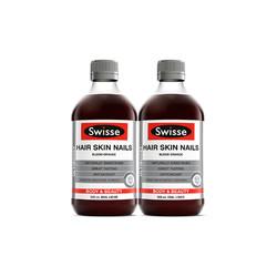 Swisse 发肤甲润泽口服液 500ml/瓶*2瓶