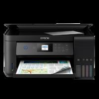 EPSON 爱普生 L4168 墨仓式彩色打印一体机