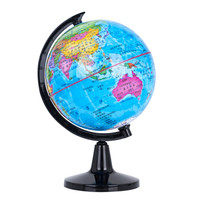 2020年新版地理启蒙地球仪 360度旋转 教材同步 便携高清版 99元10本书 *10件