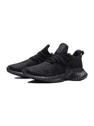 adidas男鞋女鞋跑步鞋ALPHABOUNCE小椰子休闲运动鞋D97320 D97320黑色