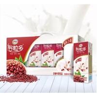 蒙牛 红谷谷粒早餐牛奶 250ml*12盒 *4件